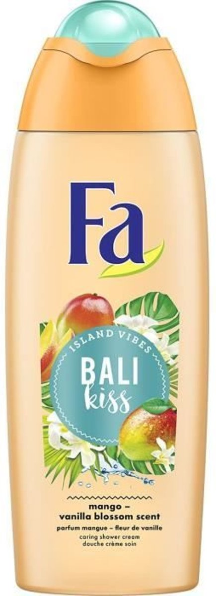 FA Gel Douche Island Vibes Bali Kiss - 250 ml