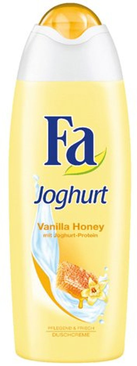 Fa Douche 250ml yoghurt vanilla honey