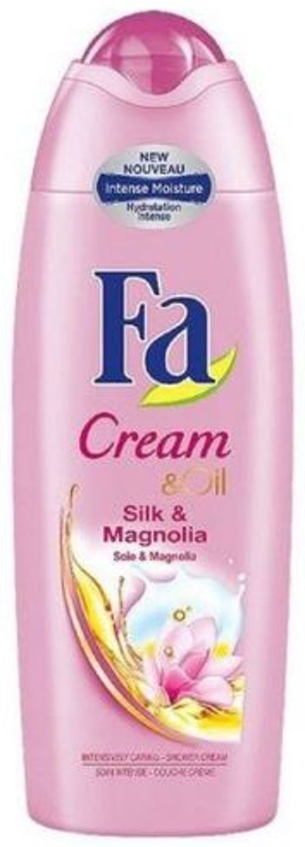 Fa Douche Gel Cream & Oil Silk Magnolia
