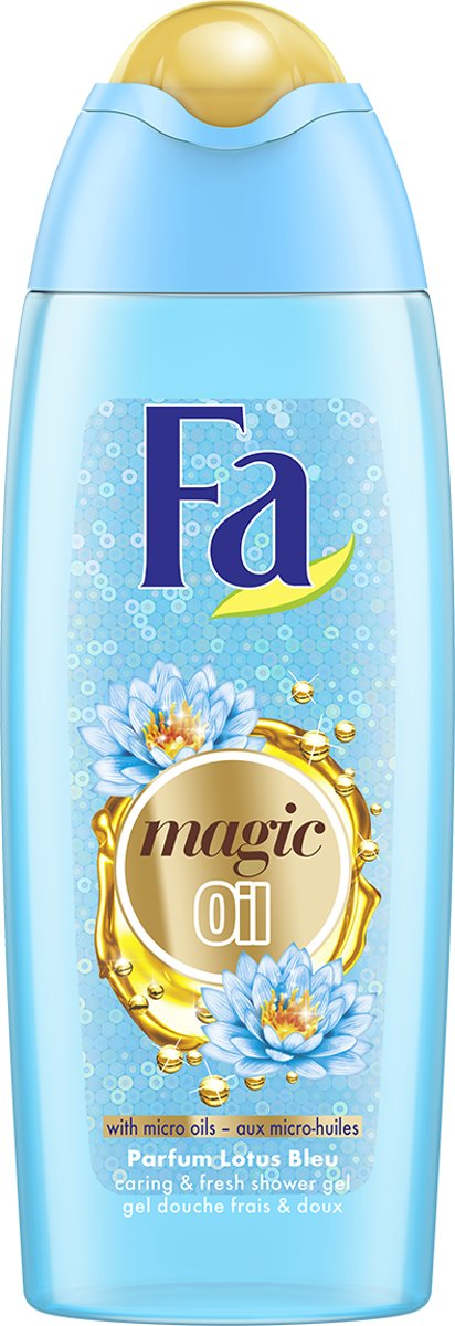 Fa Douche Magic Oil Blue Lotus