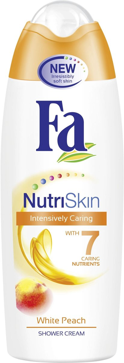 Fa Douchegel NutriSkin White Peach 250 ml