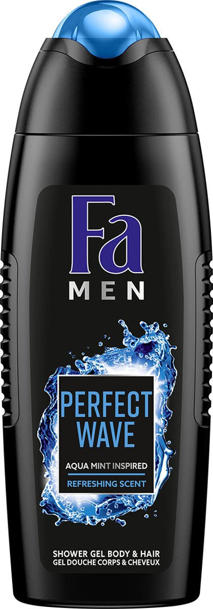 Fa Men Perfect Wave Showergel - 250 ml - Douchegel