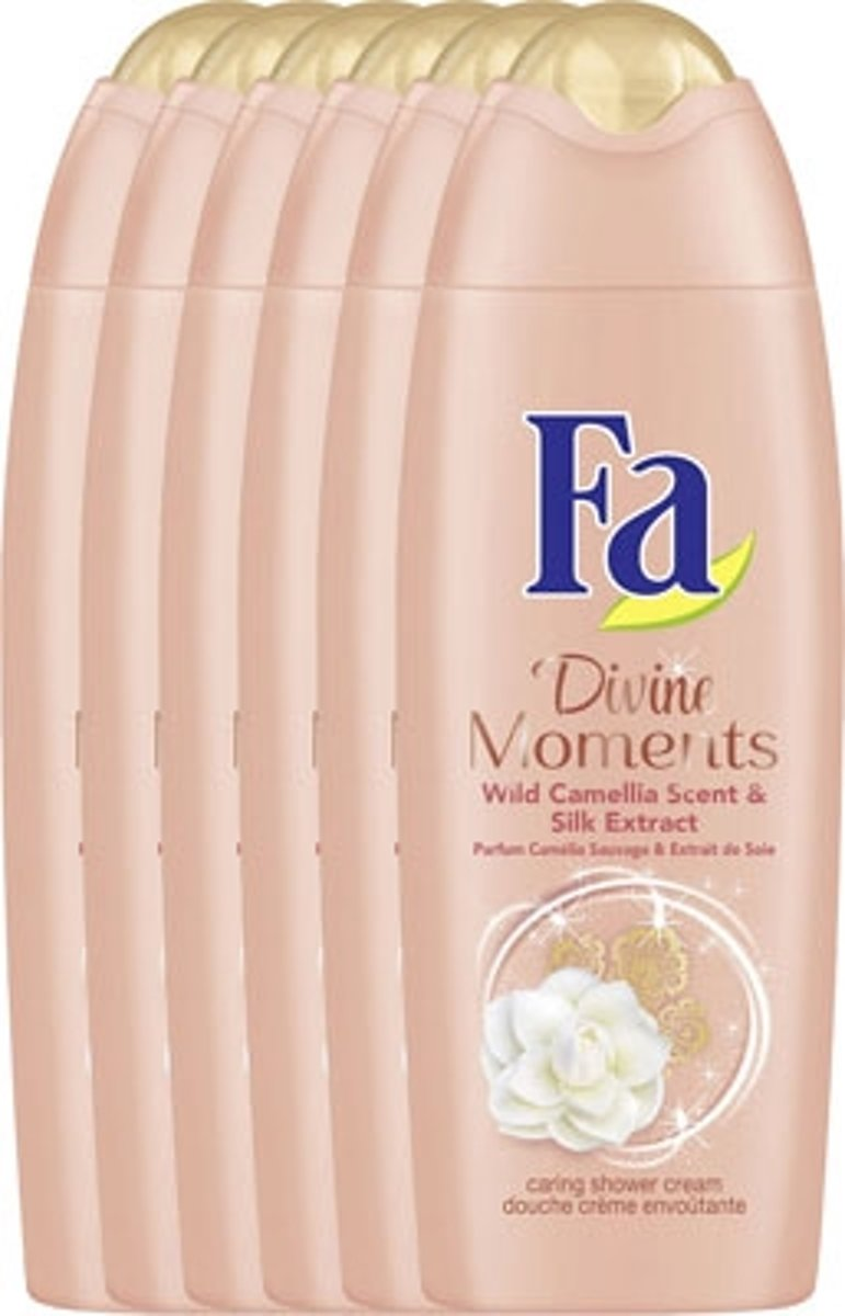 Fa Shower Gel Divine Moments Voordeelverpakking