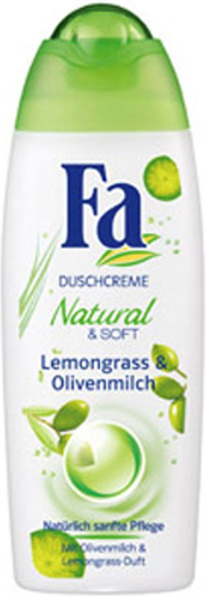 Fa Showergel - Lemongrass & Olivemilk 250 ml