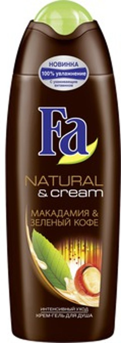 Fa Showergel - Natural & Cream 250 ml