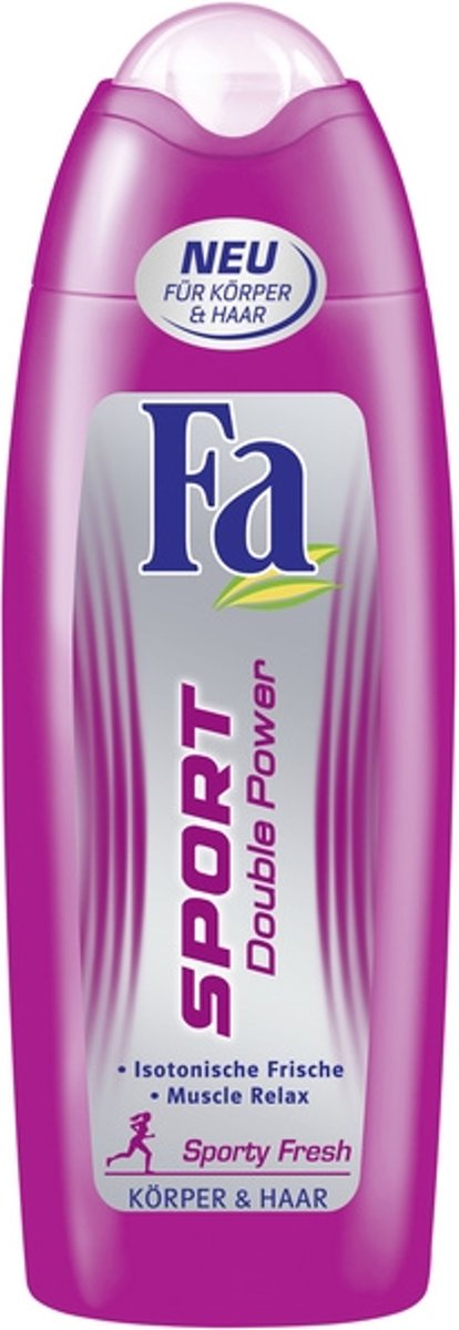 Fa Showergel - Sport Double Power 250ml