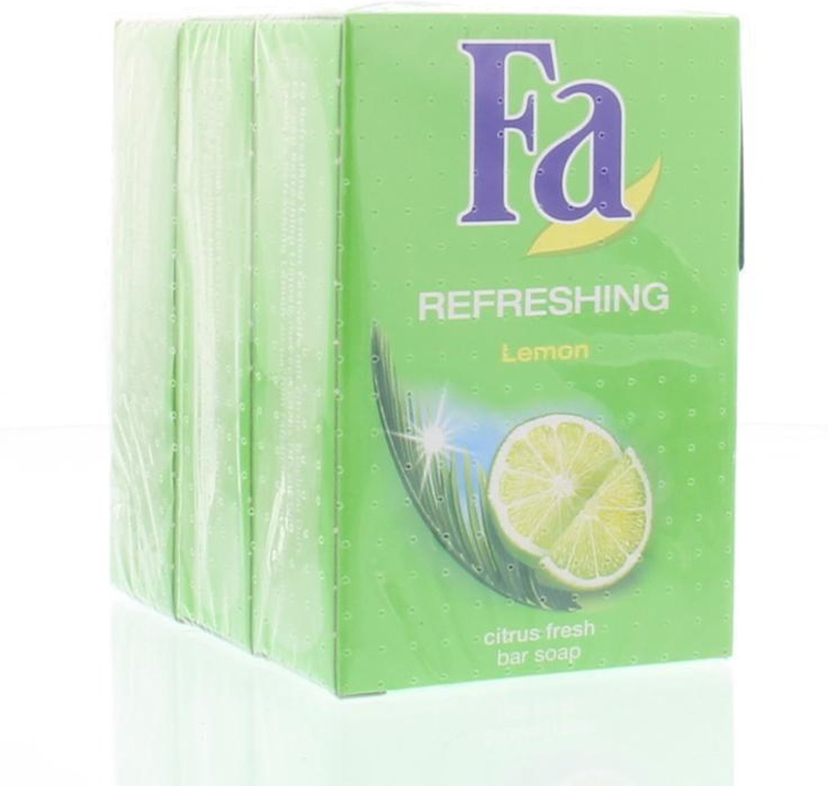 Fa Zeep Refreshing Lemon (trio) - 1 stuk