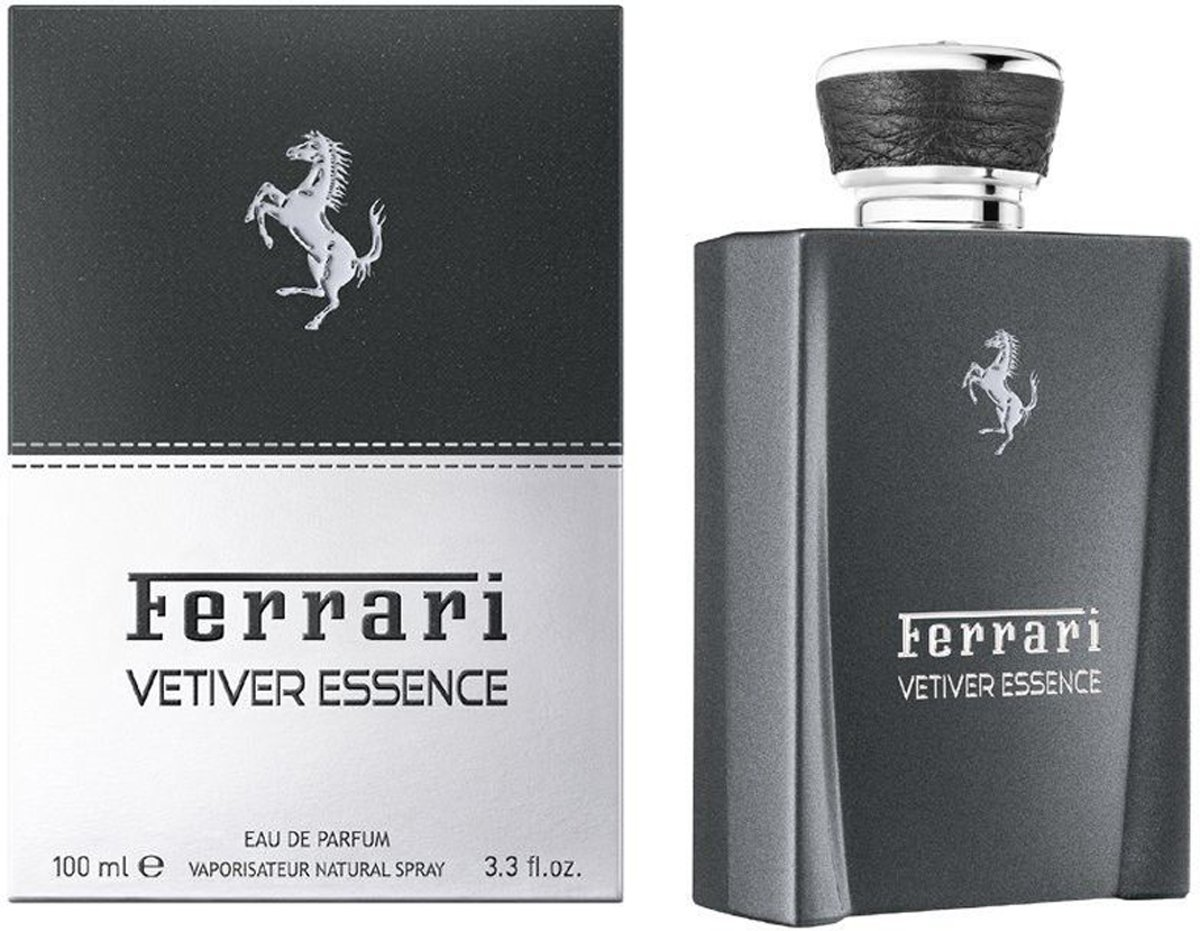 FERRARI VETIVER ESSENCE(M)EDP 100ML