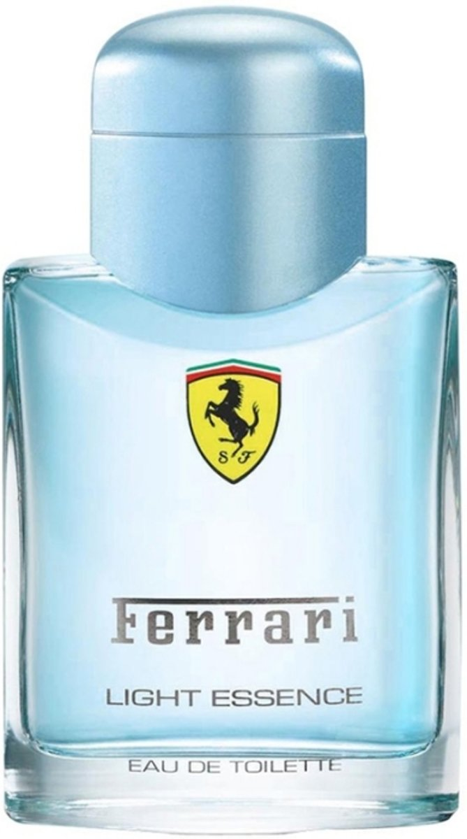 Ferrari - Eau de toilette - Light Essence - 125 ml