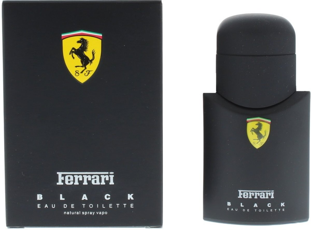 Ferrari Black - 75ml - Eau de toilette
