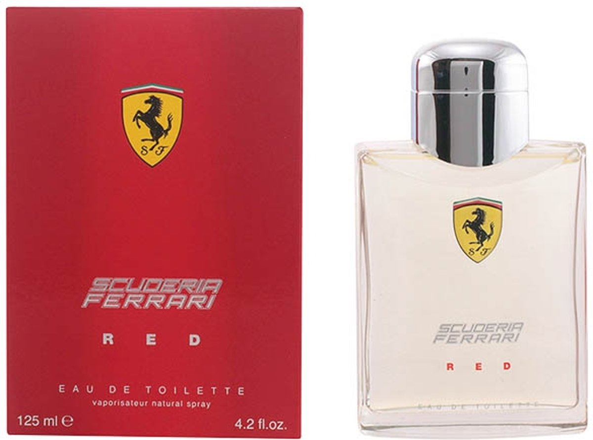 Ferrari Racing Red 125ml EdT Spray