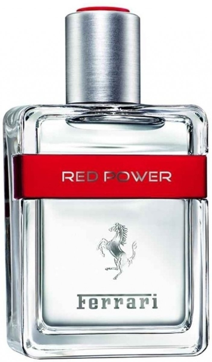 Ferrari Red Power - 125 ml