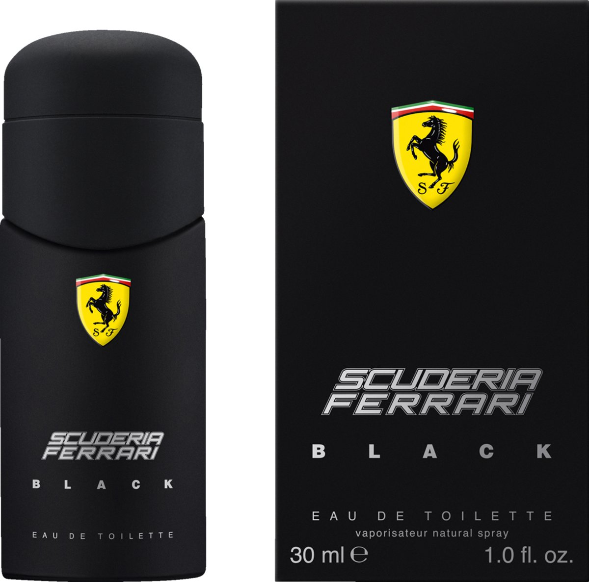 Ferrari Scuderia Black 30ml EDT Spray