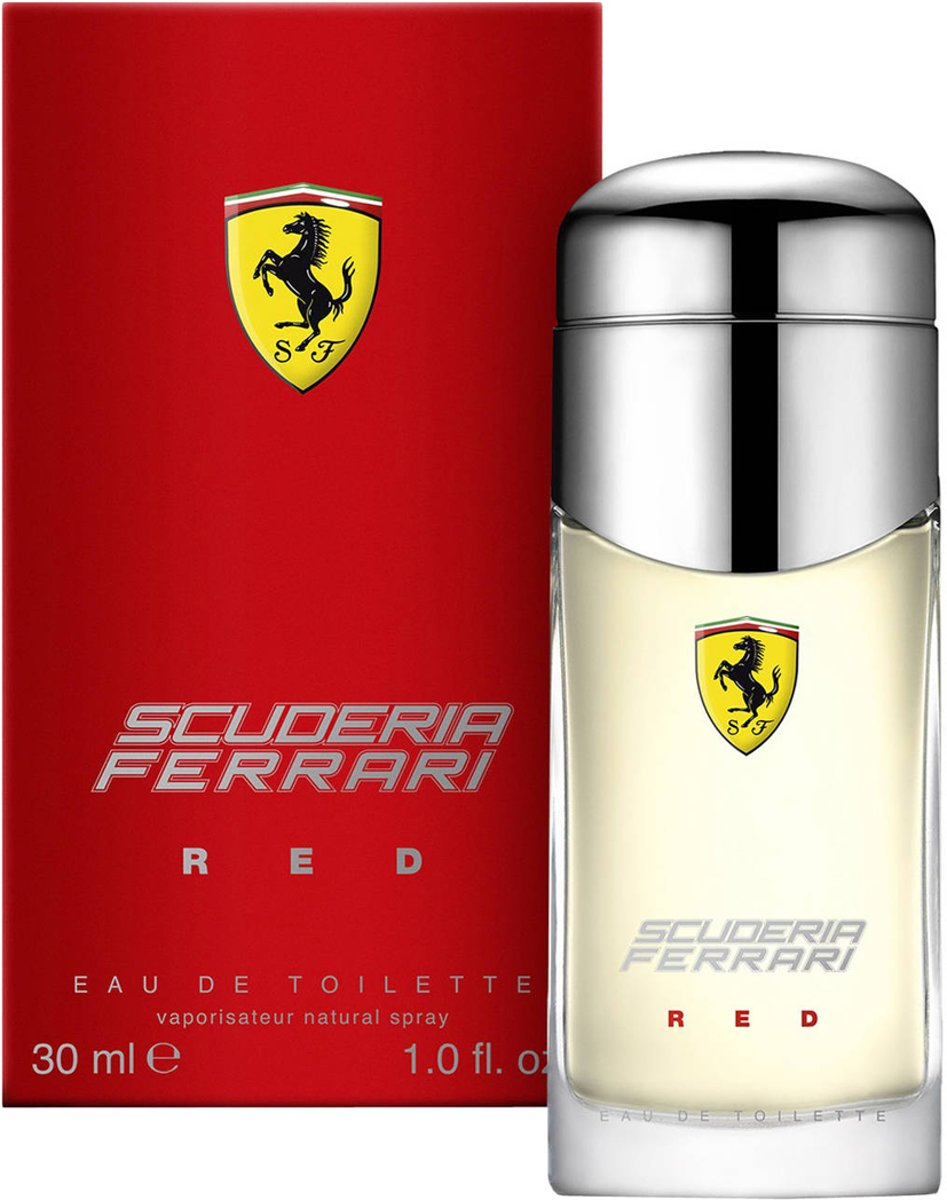 Ferrari Scuderia Red 30ml EDT Spray