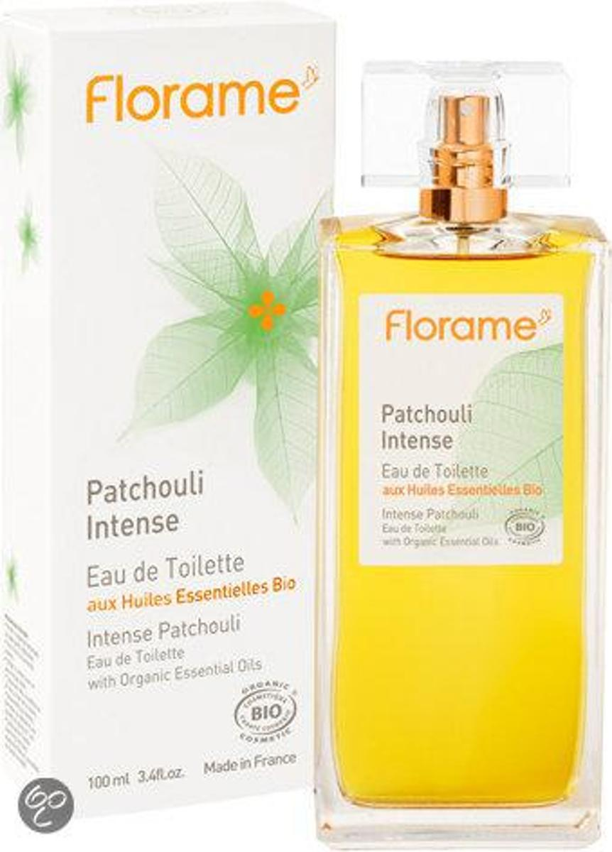 Floramine Intense Patchouli for Women - 100 ml - Eau de toilette
