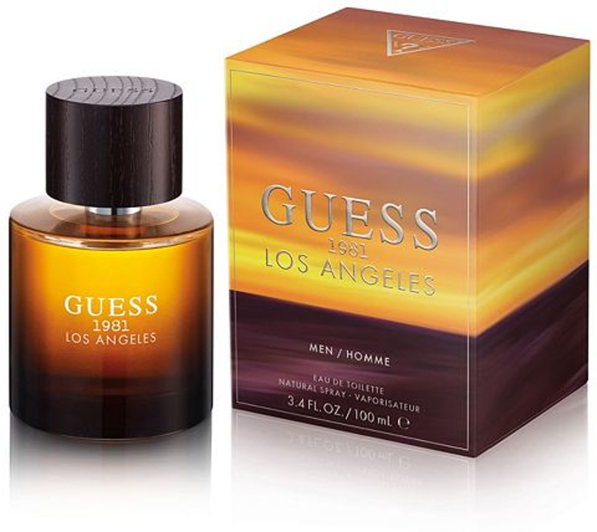 Guess 1981 Los Angeles for men Eau de toilette - 100 ml