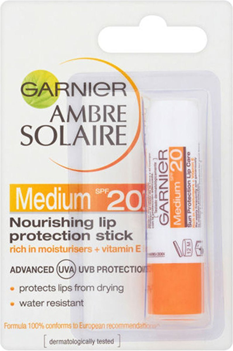 Ambre Solaire Lip Zon Protection Stick - SPF20