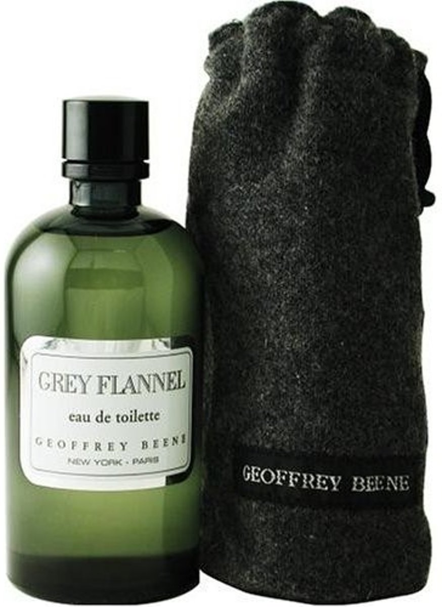 Geoffrey Beene - Eau de toilette - Grey Flannel - 120 ml