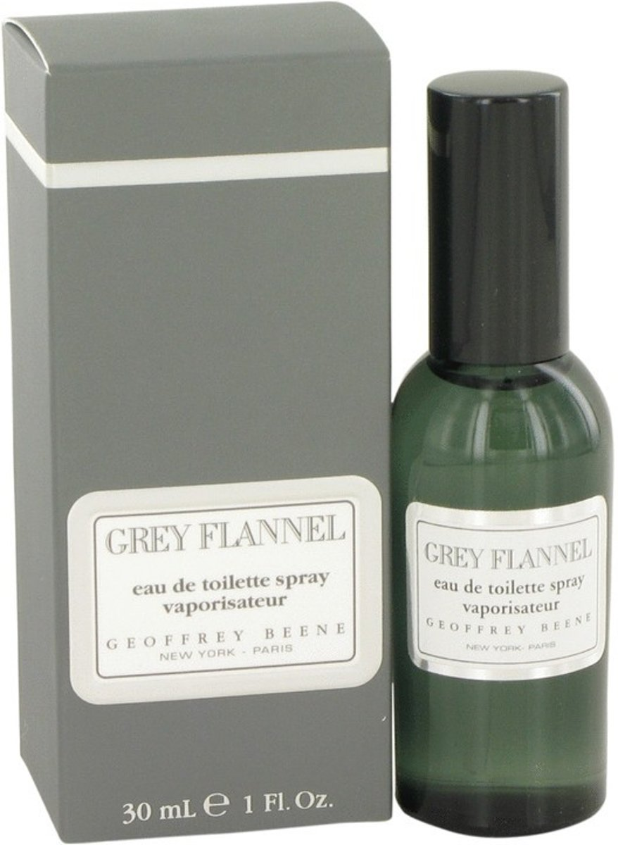 Geoffrey Beene Grey Flannel 30 ml - Eau De Toilette Spray Men