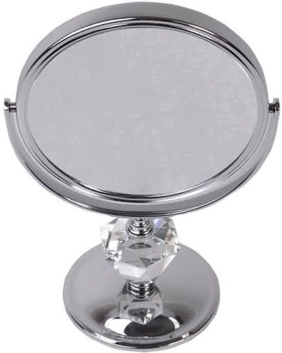 make up spiegel diamant 15cm 5x vergroting 8716181094586 prijs. Black Bedroom Furniture Sets. Home Design Ideas