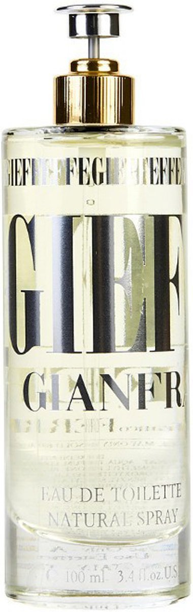 Gianfranco Ferre Gieffeffe 100ml EDT Spray