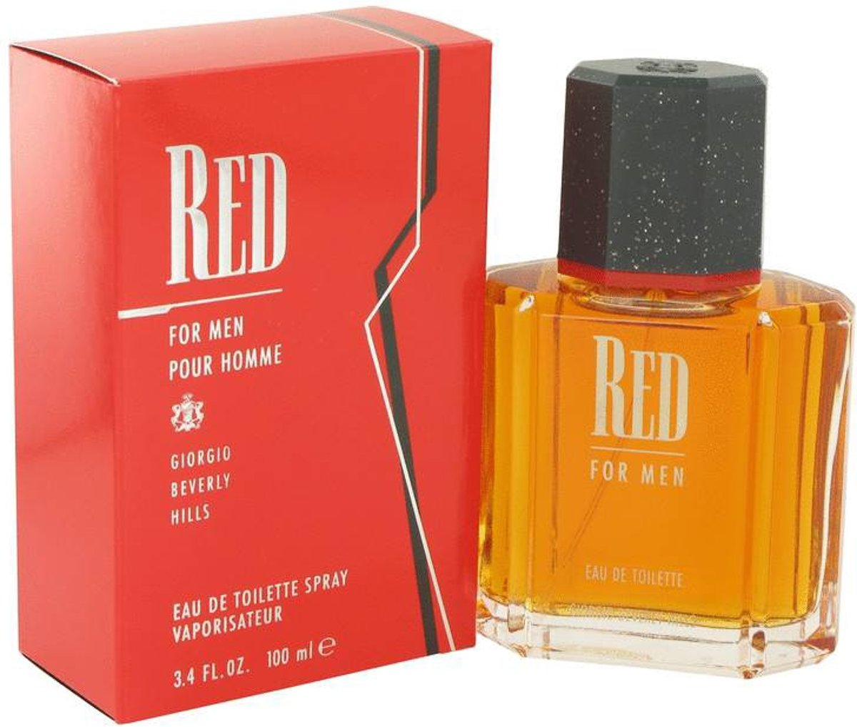Giorgio Beverly Hills Red for Men 50ml EDT Spray