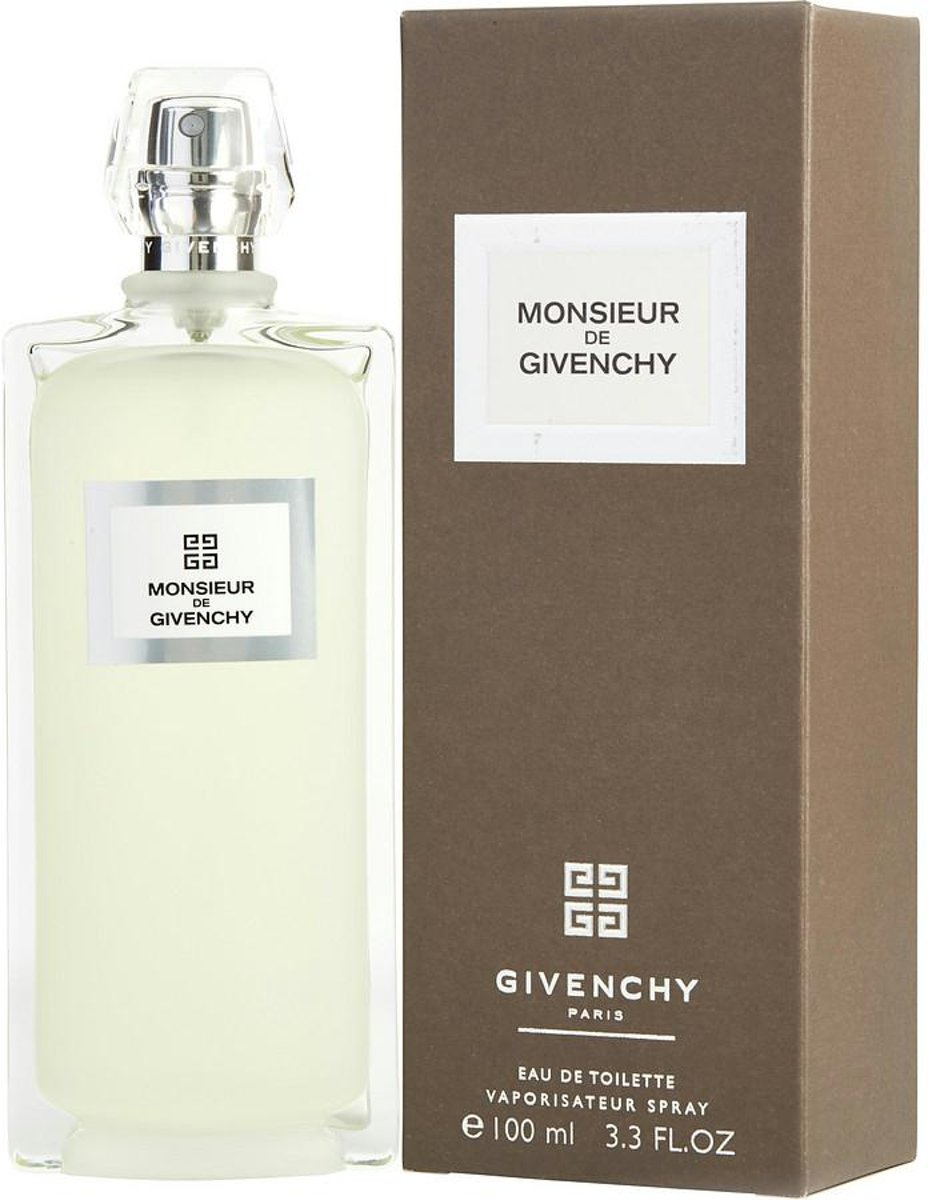 Eau de toilette - Monsieur de Givenchy - 100 ml