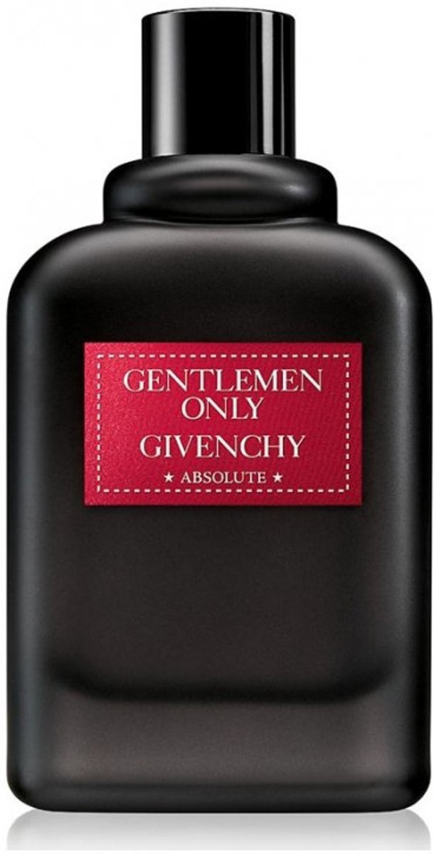 Givenchy - Eau de parfum - Gentlemen Only Absolute - 100 ml