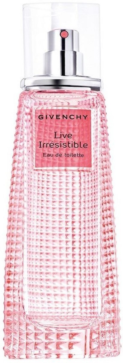 Givenchy - Live Irresistible Eau de Toilette Spray 50 ml