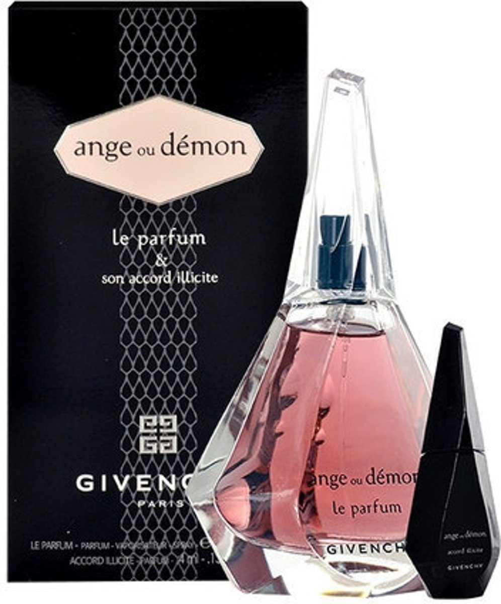 Givenchy Ane ou démon Le parfum & son accord illicite 40 ml