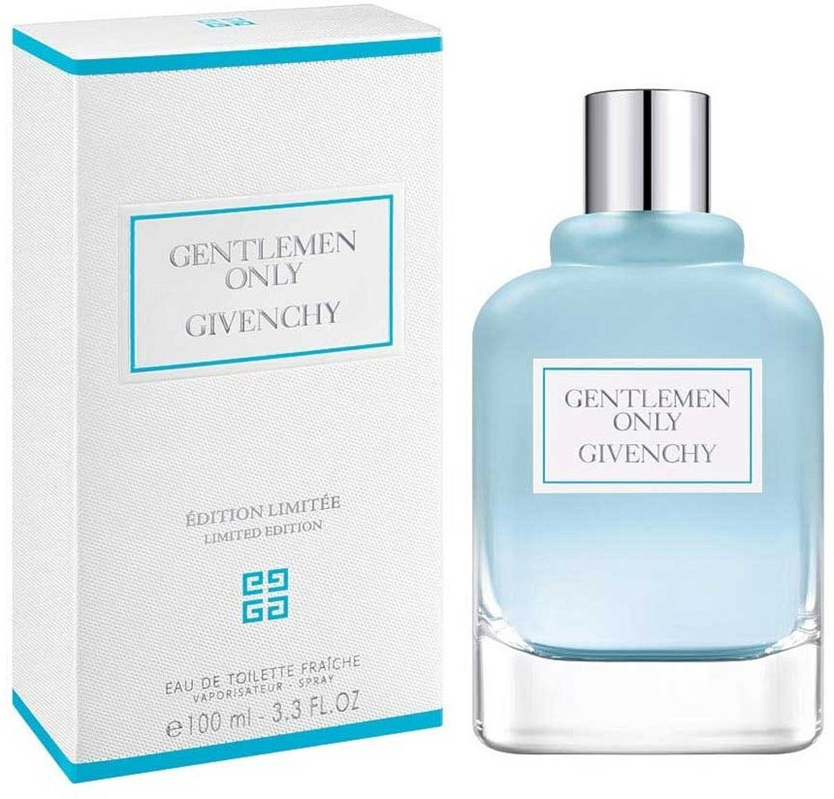 Givenchy Gentlemen Only Edition Limited EDT Fraiche 100ml