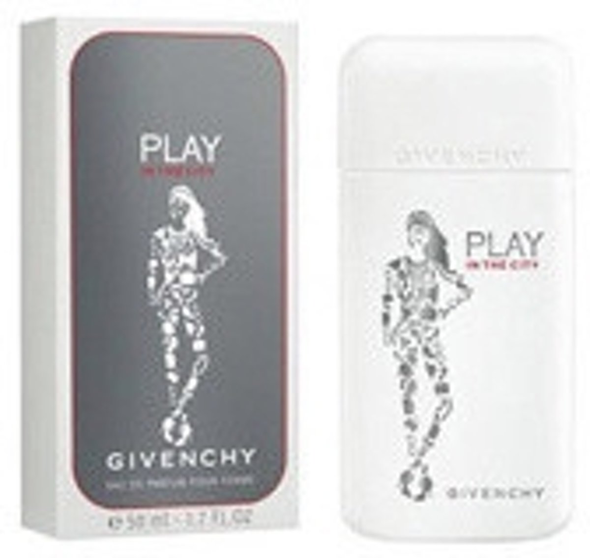 Givenchy Play In The City EDP 50 ml