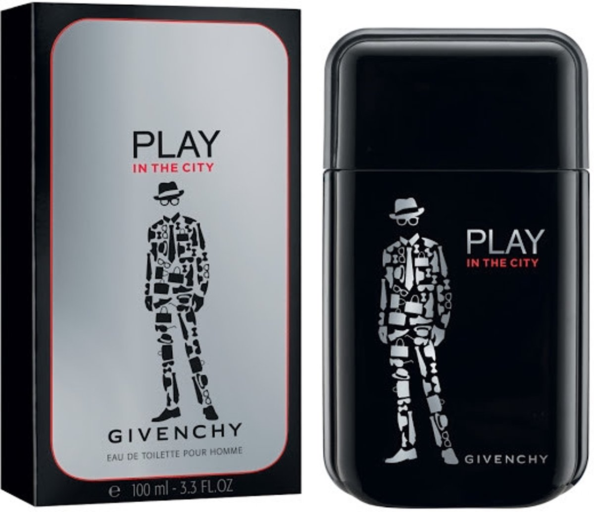 Givenchy Play In The City Pour Homme EDT 100 ml