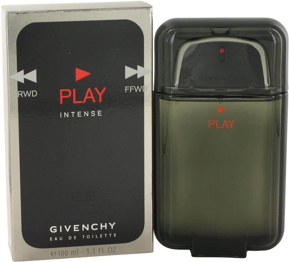 Givenchy Play Intense Men - 50 ml - Eau de toilette
