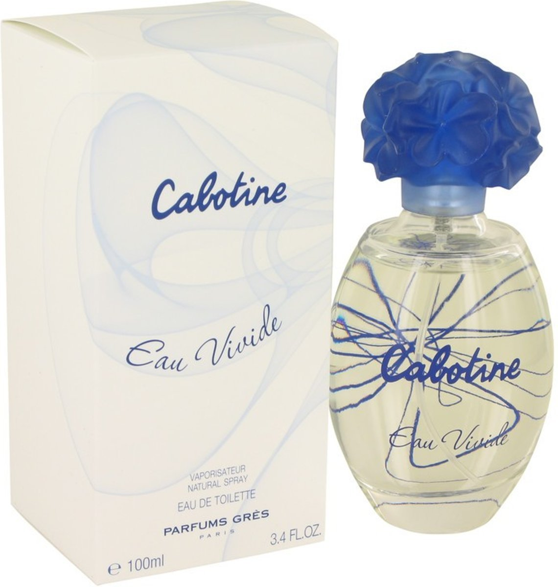 Gres Cabotine Eau Vivide 100 ml EdT Women perfume