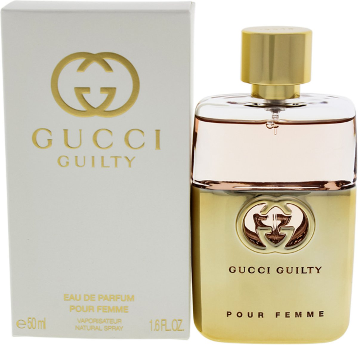 GUCCI GUILTY(W)EDP 50 ML