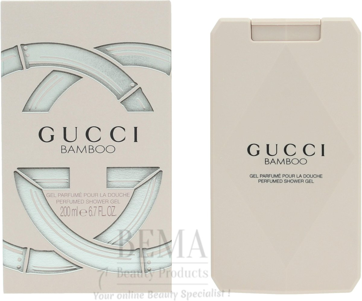 Gucci Bamboo Shower Gel 200 ml