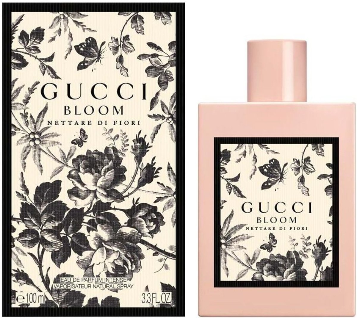 Gucci Bloom Nettare di Fiori 100 ml - Eau de Parfum - Damesparfum