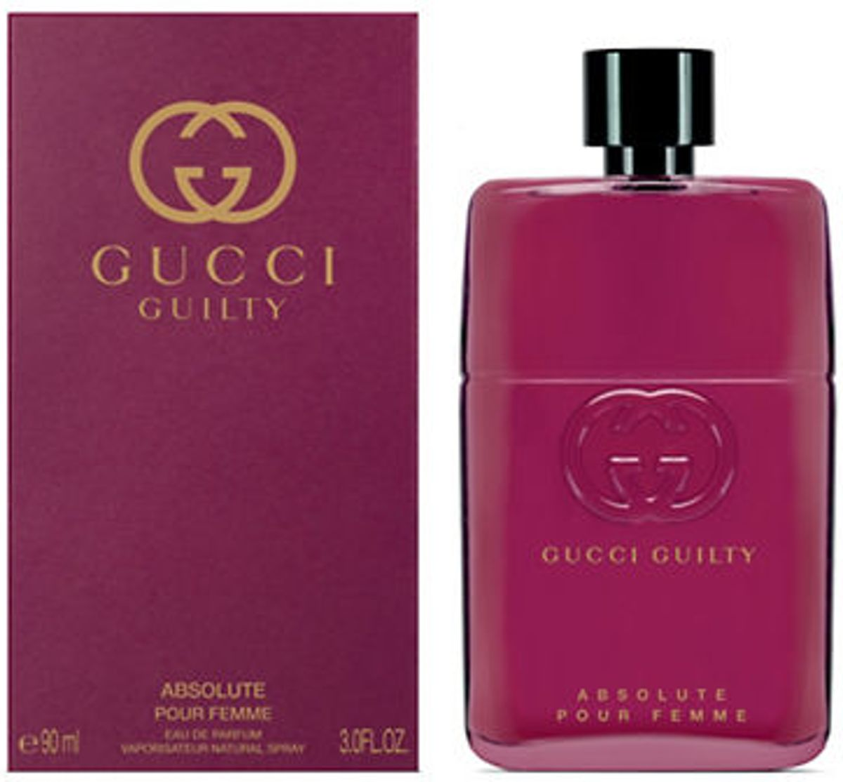 Gucci Guilty Absolute Pour Femme Eau de Parfum Spray 90 ml