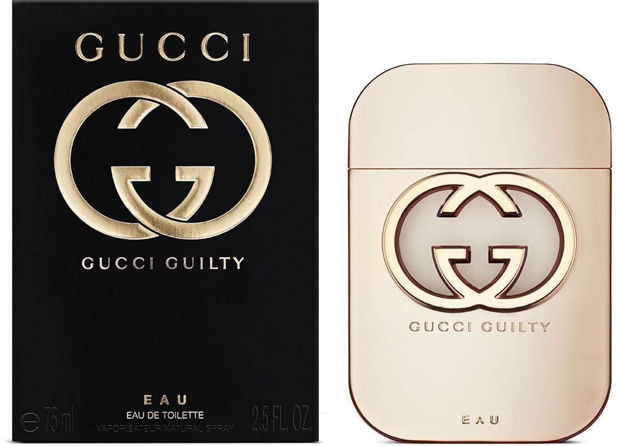 Gucci Guilty EAU edt 75 ml