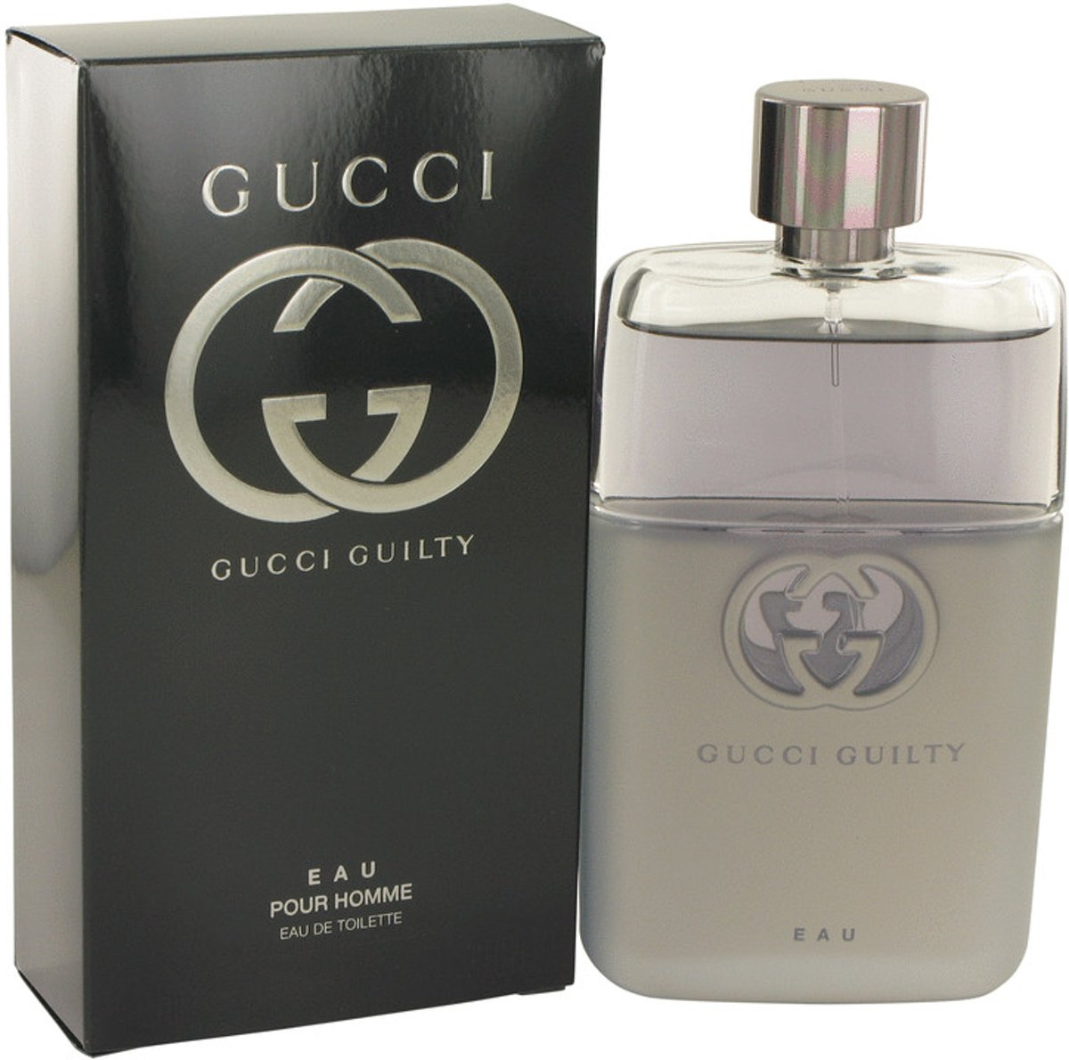Gucci Guilty Eau Men EDT 90 ml