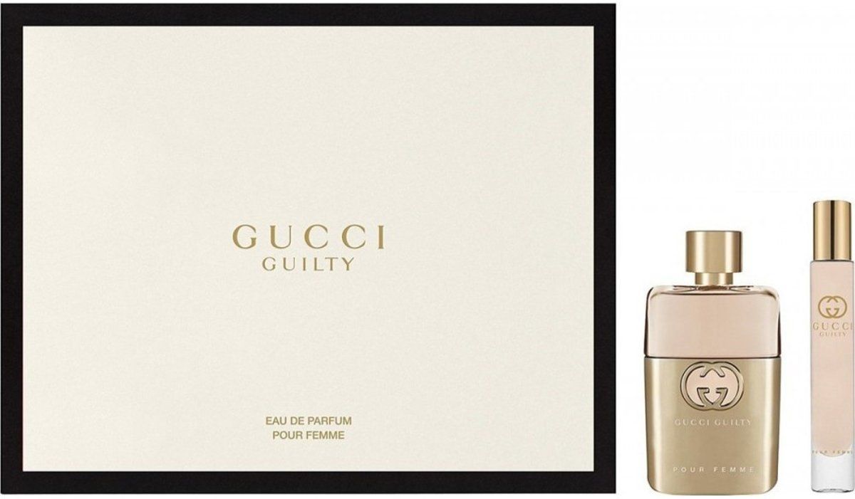 Gucci Guilty Pour Femme Giftset 57,4ml