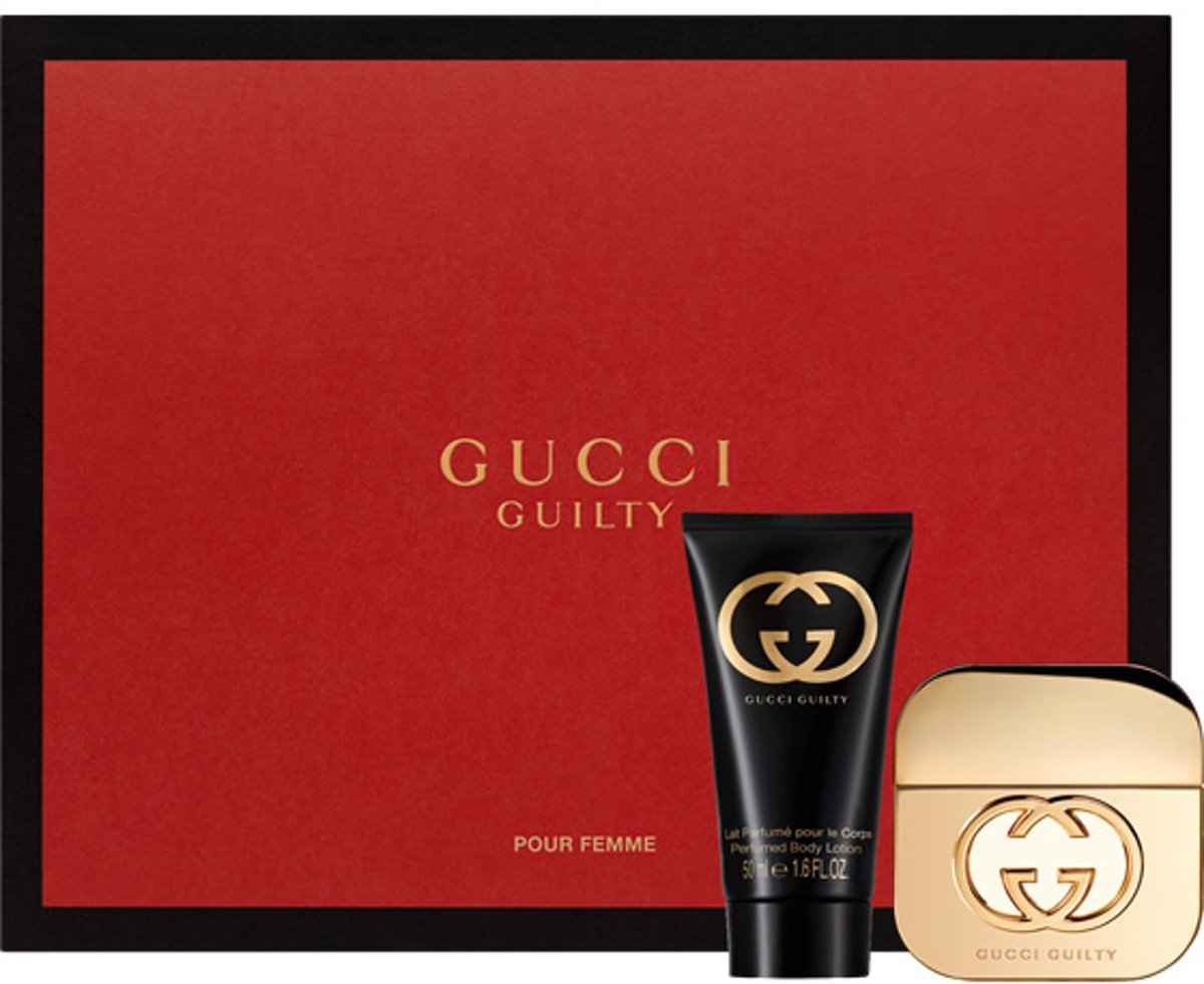 Gucci Guilty Pour Femme Giftset 80ml