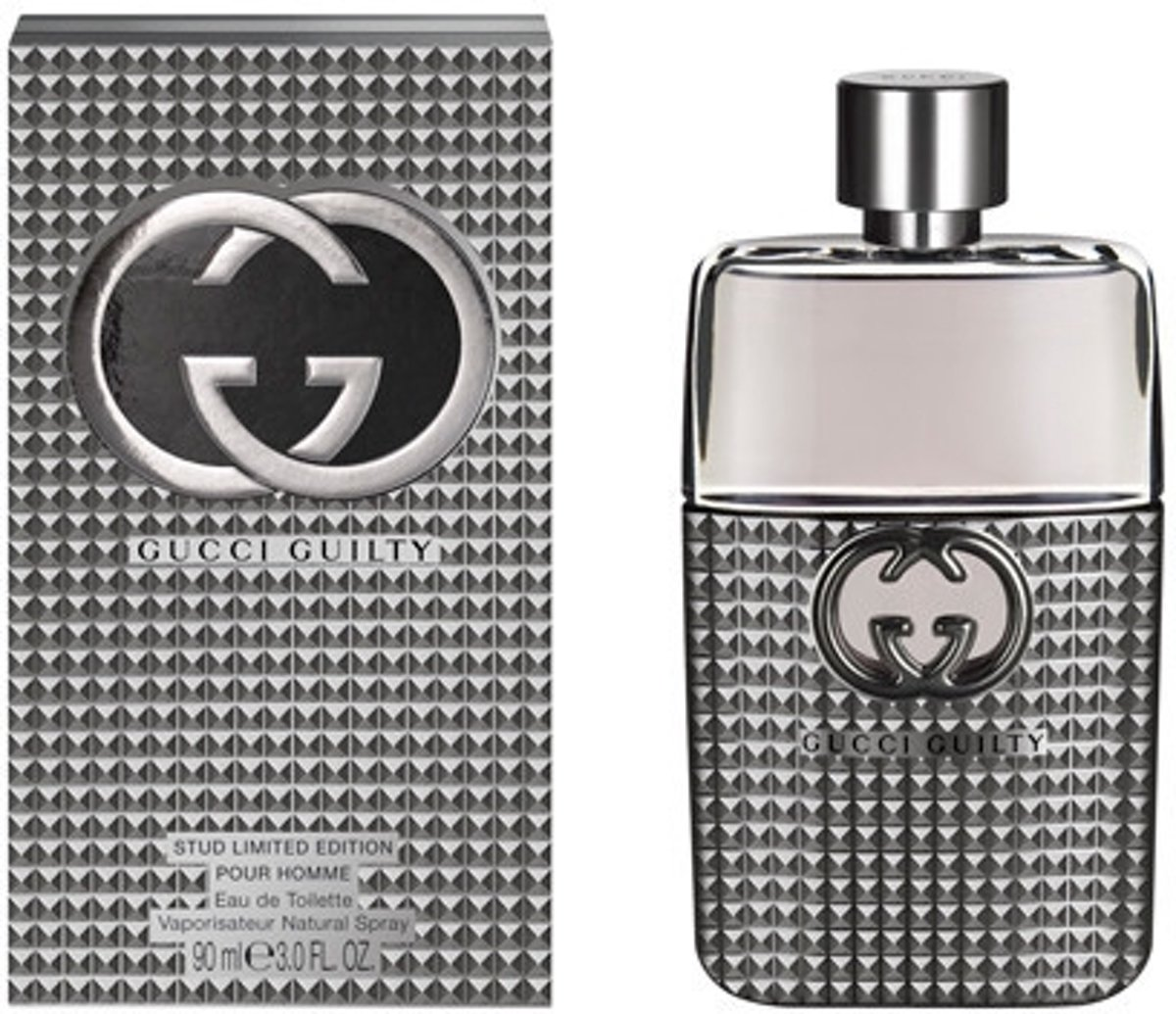 Gucci Guilty Stud Limited Edition 90 ml - Eau de toilette - for Men