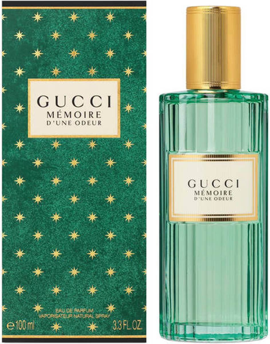 Gucci MÉMOIRE DUNE ODEUR edp spray 100 ml