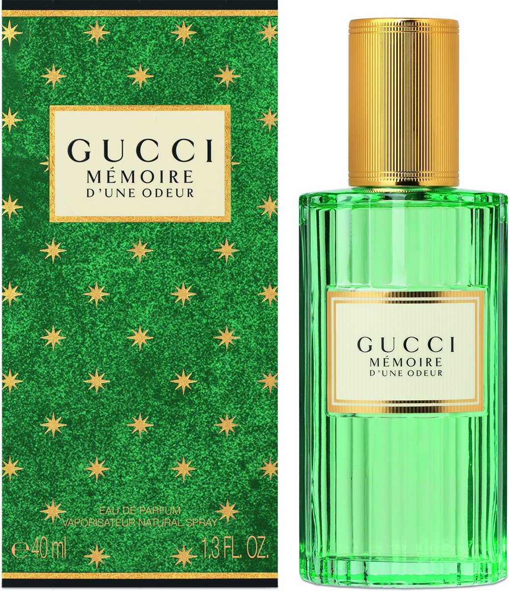 Gucci MÉMOIRE DUNE ODEUR edp spray 40 ml