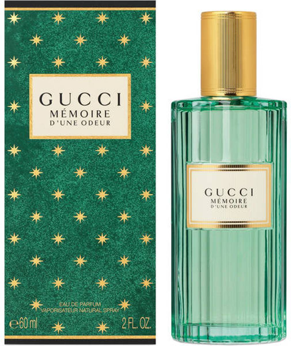 Gucci MÉMOIRE DUNE ODEUR edp spray 60 ml