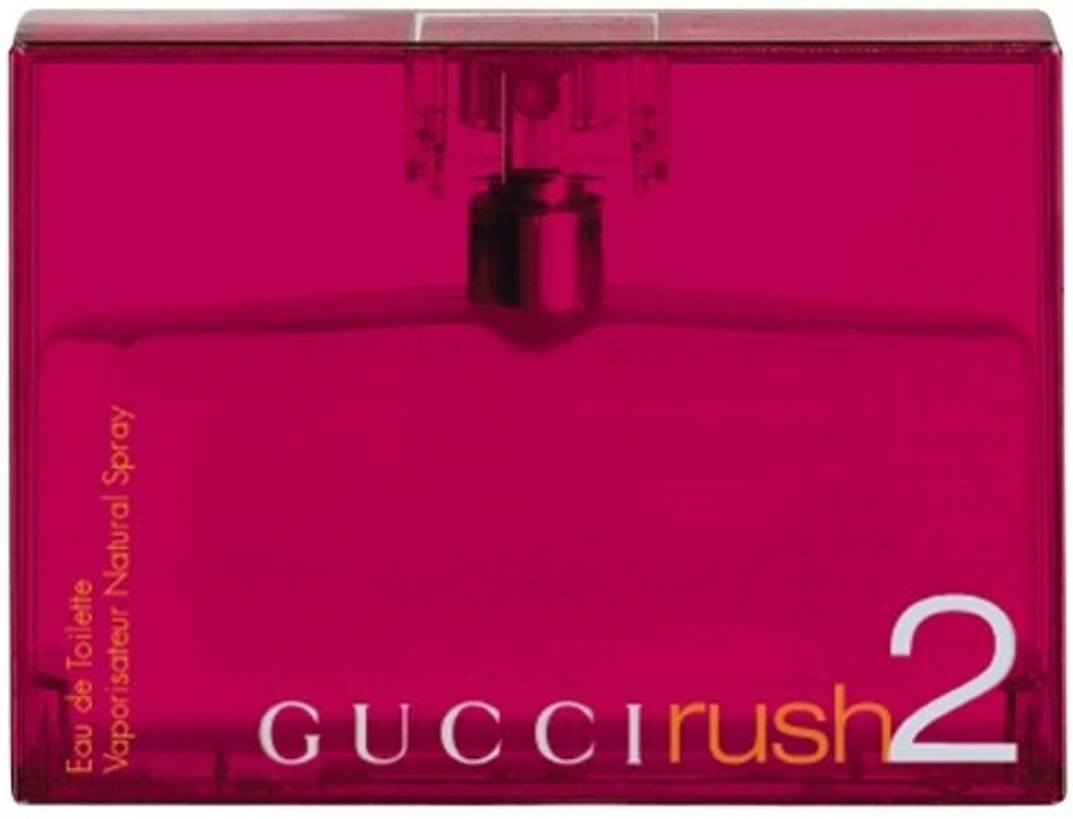 Gucci Rush 2 By Gucci Edt Spray 50 ml - Fragrances For Women