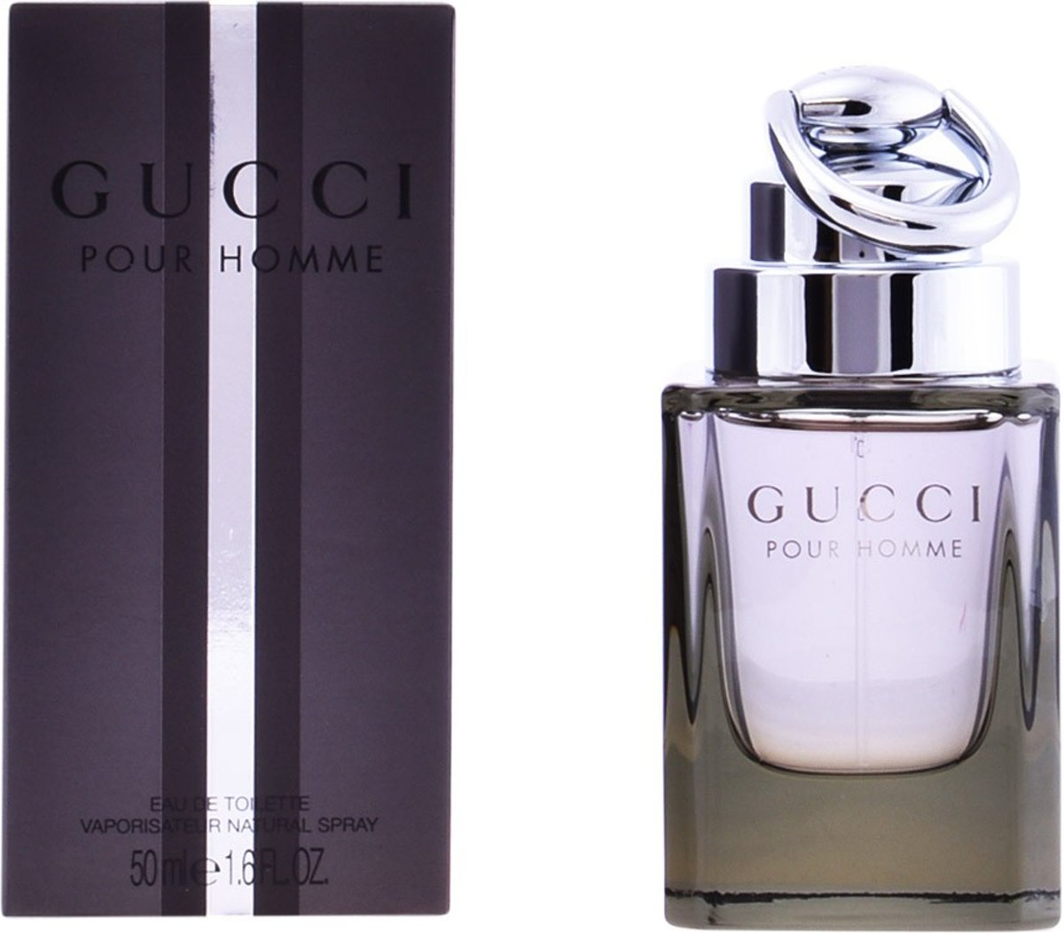 MULTI BUNDEL 2 stuks GUCCI BY GUCCI POUR HOMME Eau de Toilette Spray 50 ml