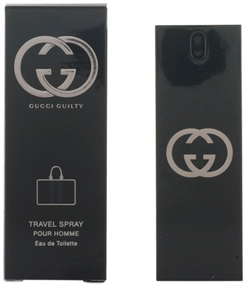 MULTI BUNDEL 2 stuks GUCCI GUILTY POUR HOMME Eau de Toilette Spray 30 ml